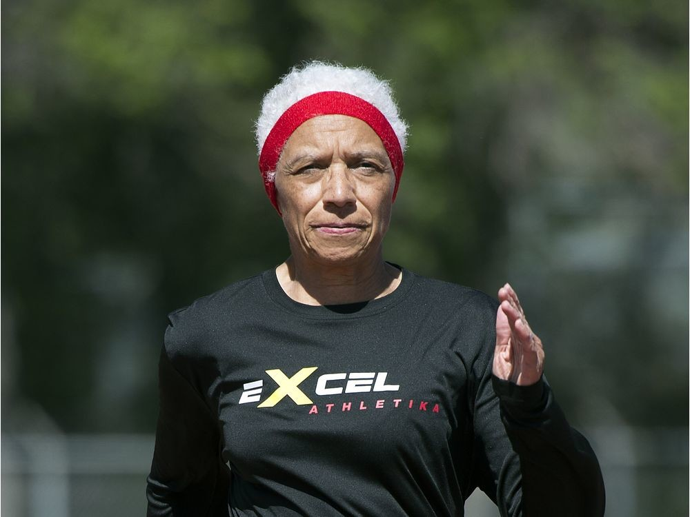 Canadian 76-year-old Carol Lafayette-Boyd sets a new W75 200m world record