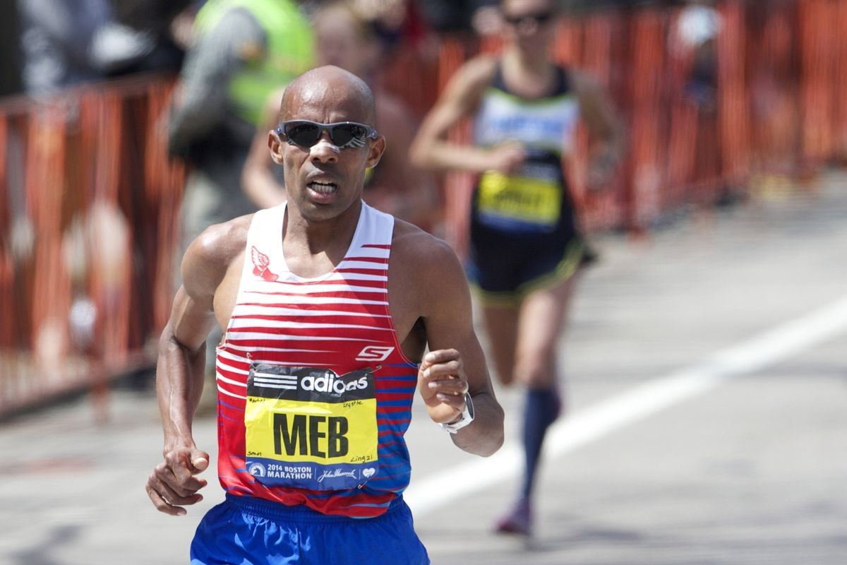Meb Keflezighi is Considering Coming Out of Retirement for 2020 Olympic
