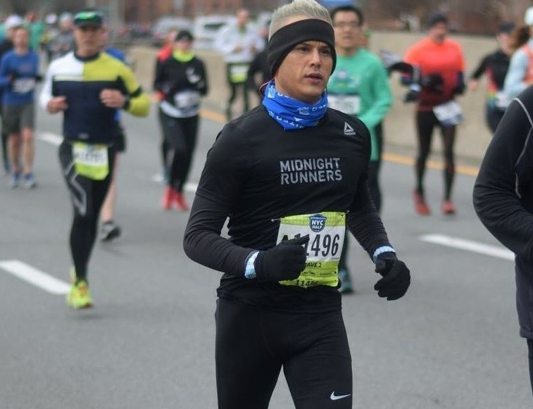 After a breakup, Braulio Vazquez lost 50 Pounds and Got into Marathon Shape and is now set to run the Brooklyn Half Marathon