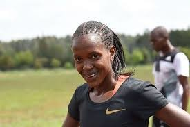 Faith Chepng'etich has said her main priority remains defending the title she won in Rio de Janeiro in 2016 when the Olympics are held in Tokyo after coronavirus-enforced postponement