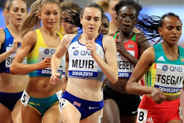 Six Scots have been confirmed in the field for the Muller Indoor Grand Prix at the Emirates Arena in Glasgow on Saturday