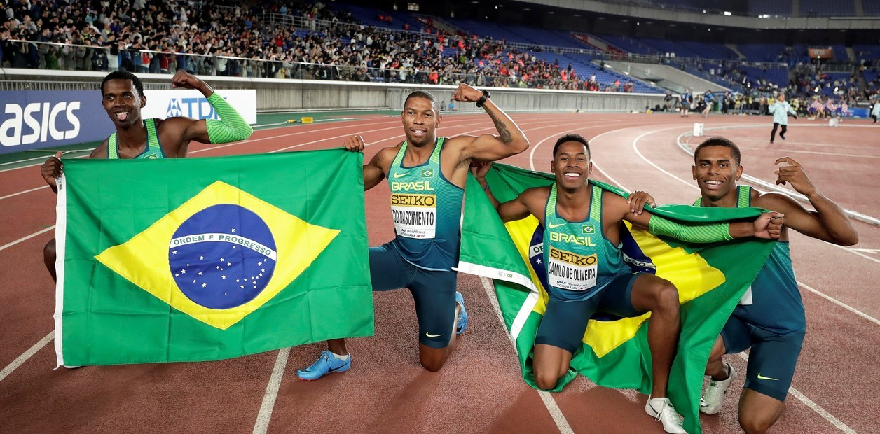 Brazil's elite athletes return to training after more than four months of isolation
