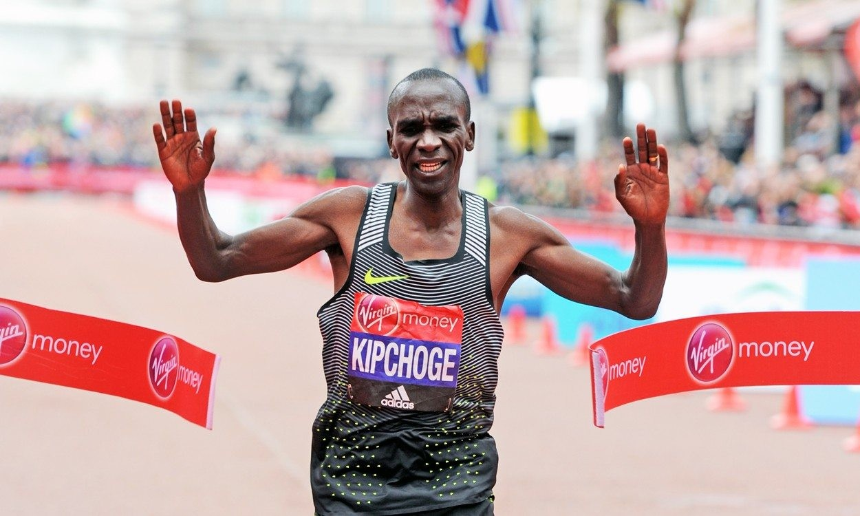 The all-time best marathoner in the world is Eliud Kipchoge and here's why