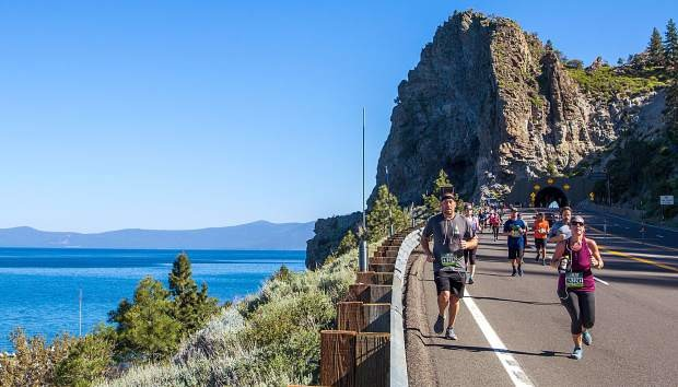 Rock Tahoe Half Marathon is celebrating five years this weekend