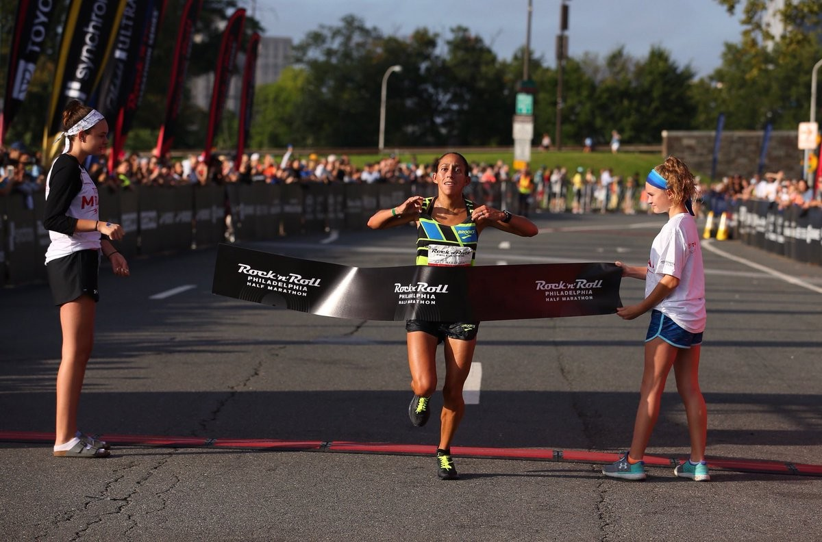 Ethiopia's Shura Kitata runs fastest half in US and Linden are winners at Rock 'N' Roll Philadelphia Half Marathon