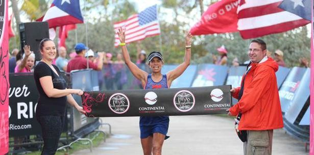 Neisha J. Vélez dominated the eighth edition of the Divas Half Marathon