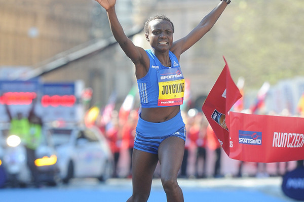 Injured Jepkosgei says she will return stronger after her recovery