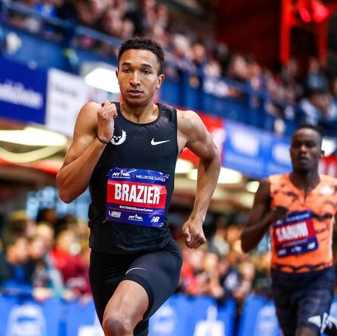 Donavan Brazier and Michael Saruni will showdown at the 113th NYRR Millrose Games on Saturday, February 8th