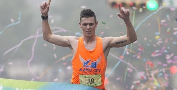 Ex-All-American Joseph Whelan  goal is to qualify for the Olympic marathon trials