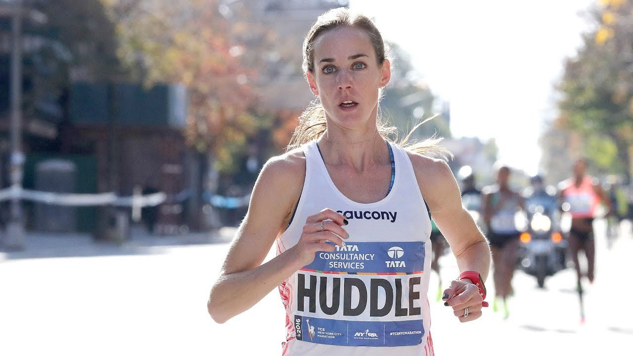 Two-time U.S. Olympian Molly Huddle will compete in Beach to Beacon