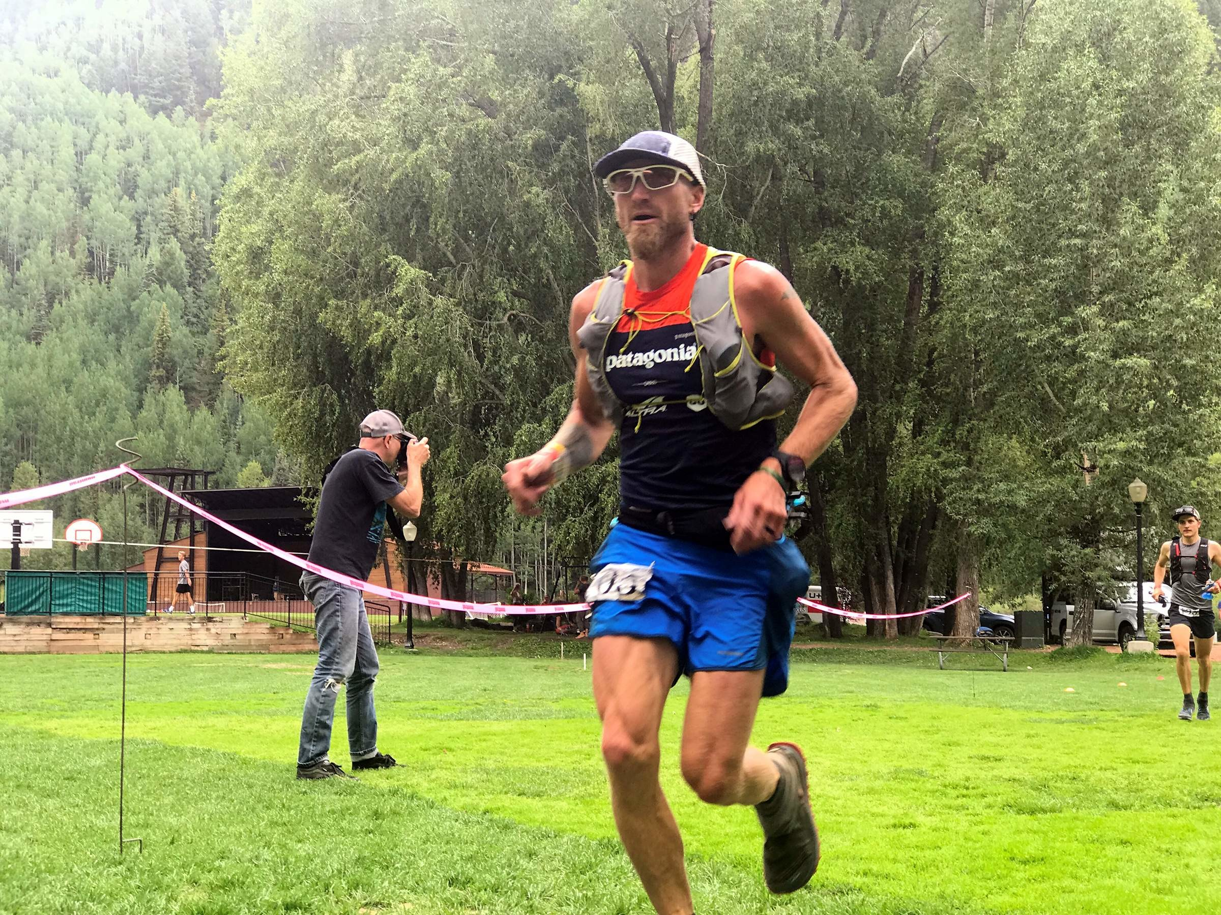 Jeff Browning just got into the 2018 Hardrock 100 ultra-marathon two weeks ago