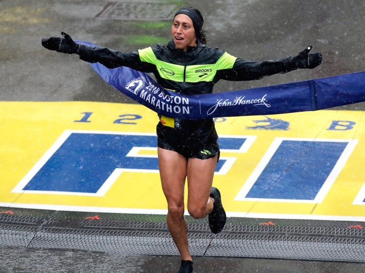 Boston winner Des Linden is looking for a new coach as she parts ways with the Hansons