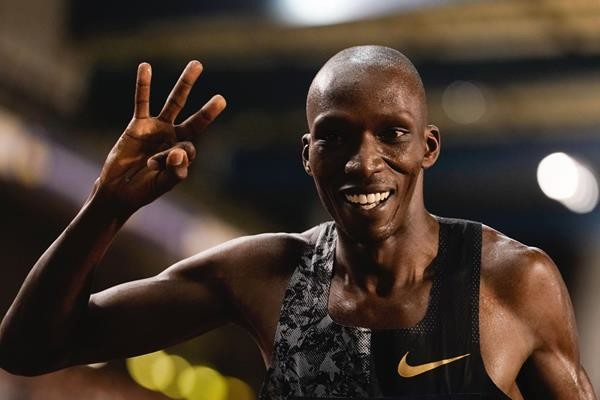 Kenya's Timothy Cheruiyot  makes the cut for Athlete of the Year