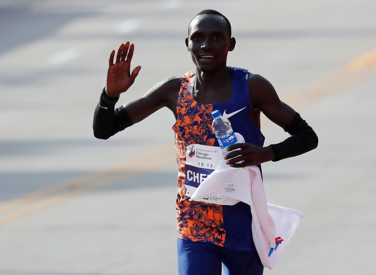 Cherono replaces injured Farah, to battle Bekele in London Half Marathon