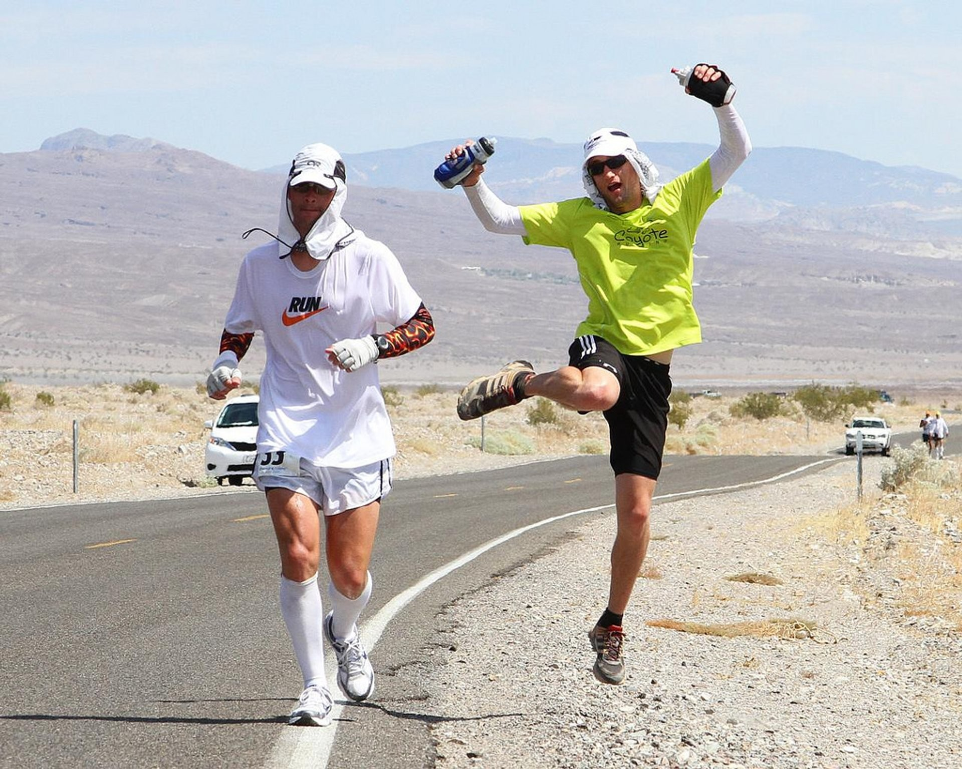 The World's Toughest Foot Race is on and going to be the first race covered by MBR since March 8.  The 43rd annual event is set for July 6-8