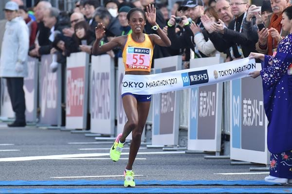 Former Tokyo Marathon winner Sarah Chepchirchir, has been officially banned because of abnormalities in her athlete biological passport, which is usually evidence of abusing erythropoietin