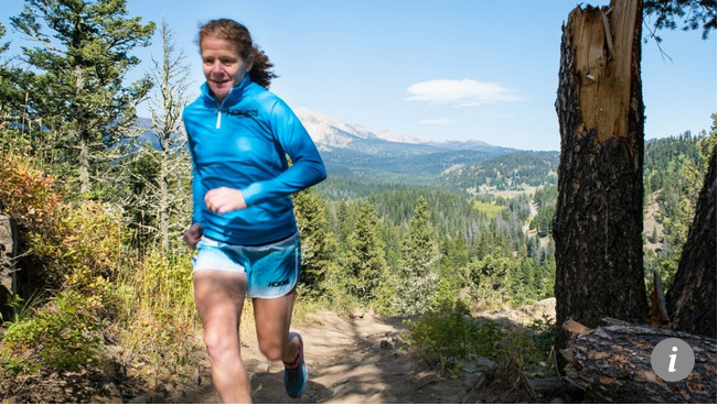 Tips on battling depression from a legendary ultra runner who exercises to avoid the next attack