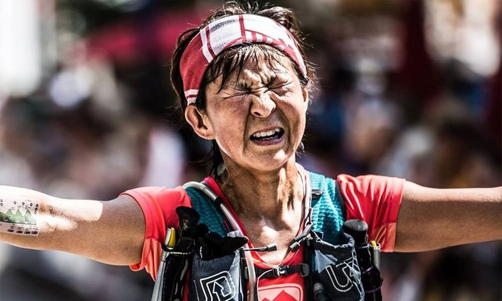 Junko Kazukawa is the first person to finish the Leadville Race Series and the Grand Slam of Ultrarunning in a single season, she is now training for the Leadville Trail 100 MTB