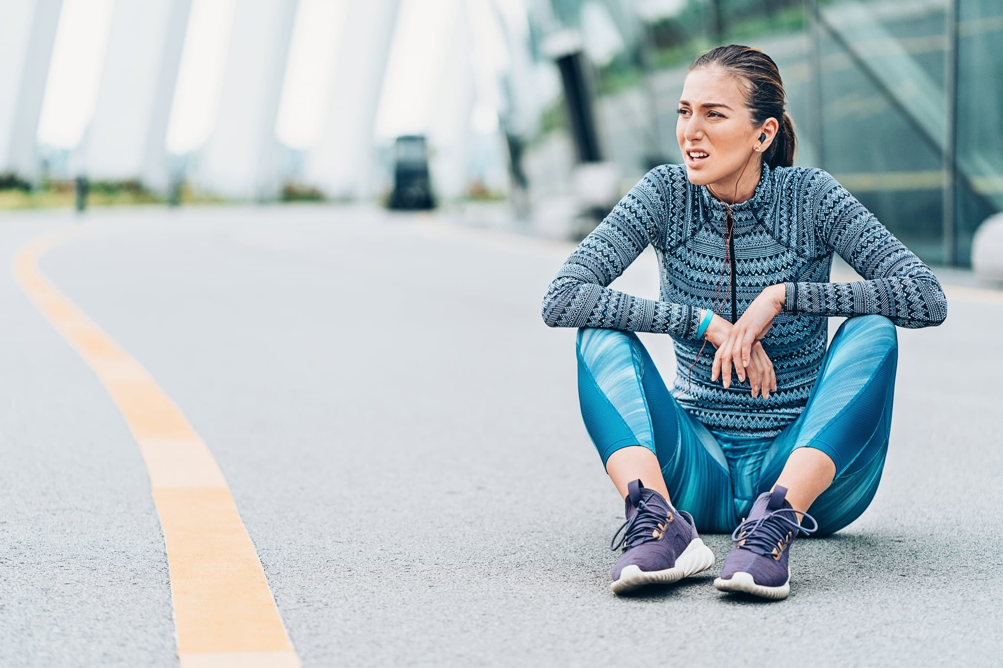 Yes, It's Okay to Take a Month Off from Running