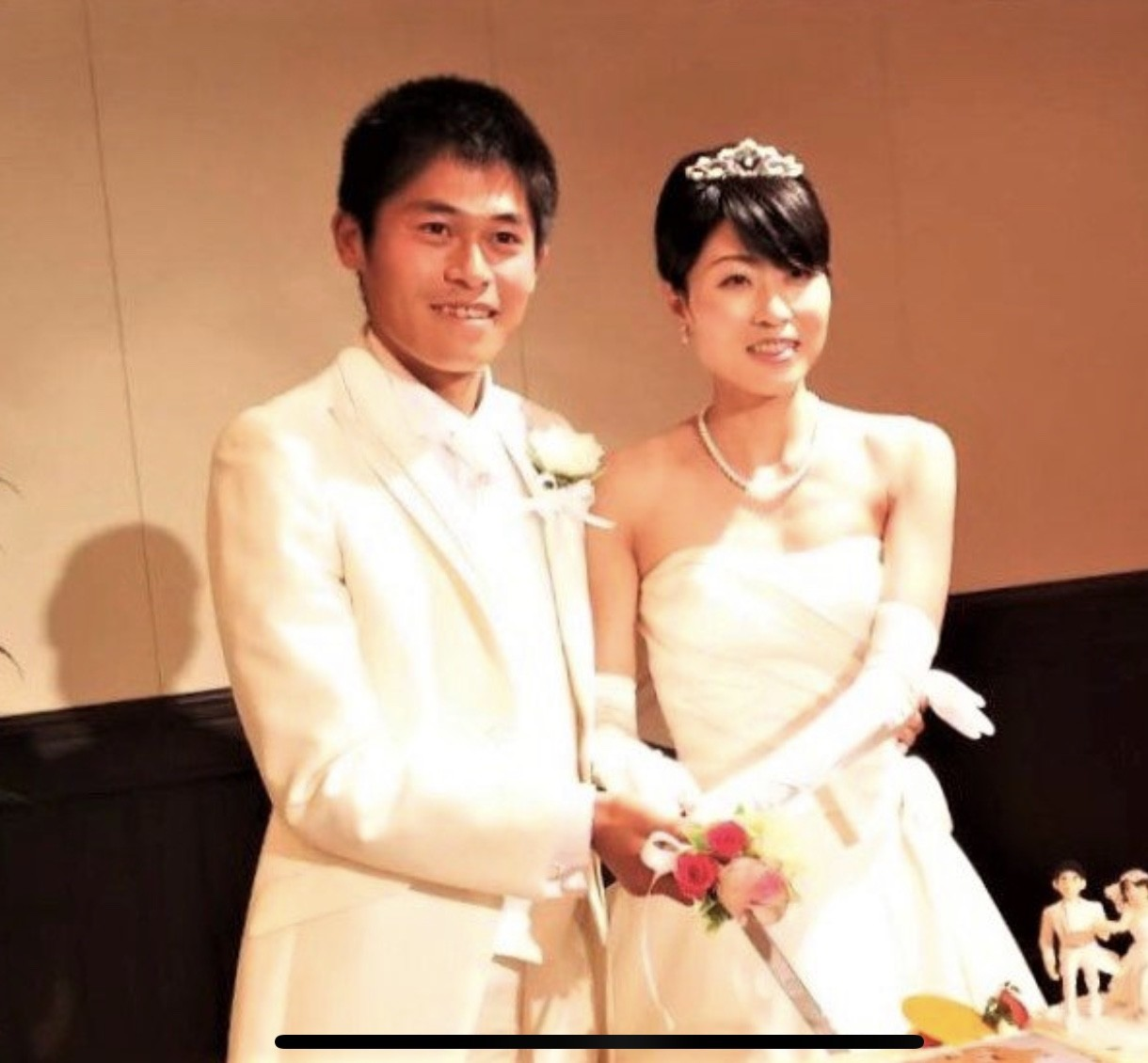 Yuki and Yuko have known each other for 11 years and today they got married