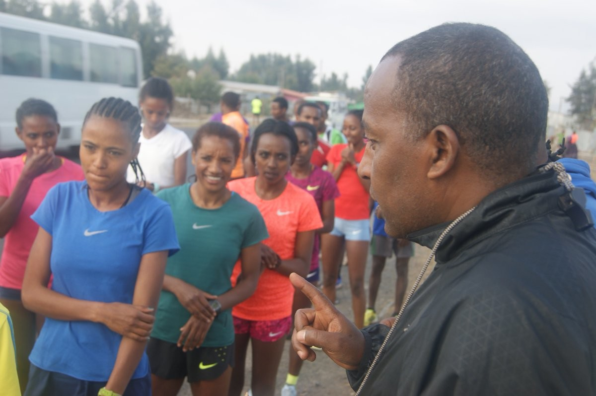 Haji Adilo is the coach behind many of the world´s greatest runners