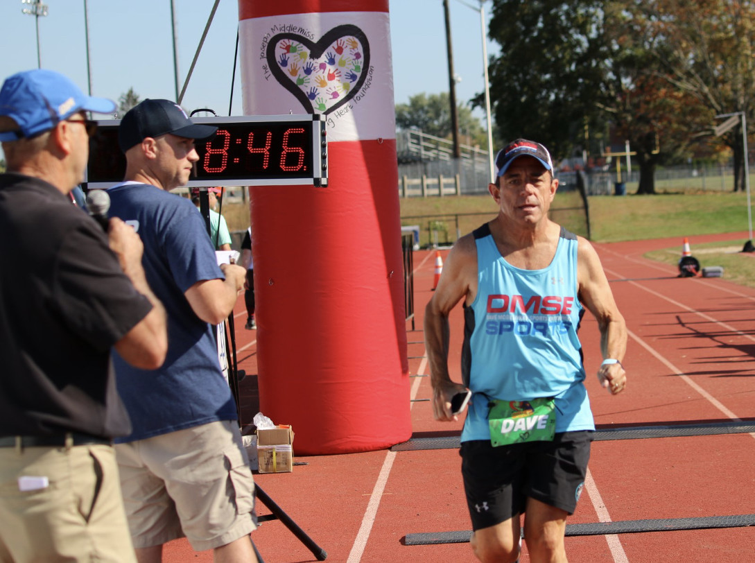 It has been one year since I had open heart triple bypass surgery says Boston Marathon Race Director Dave McGillivray