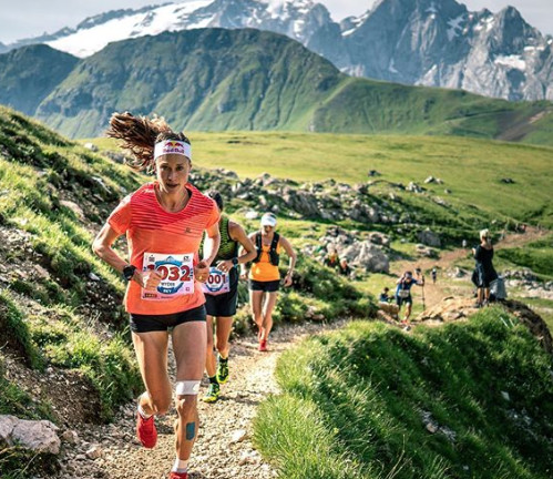 Skyrace apologizes for men-only prizes at the Dolomyths Skyrace in Canazei Italy