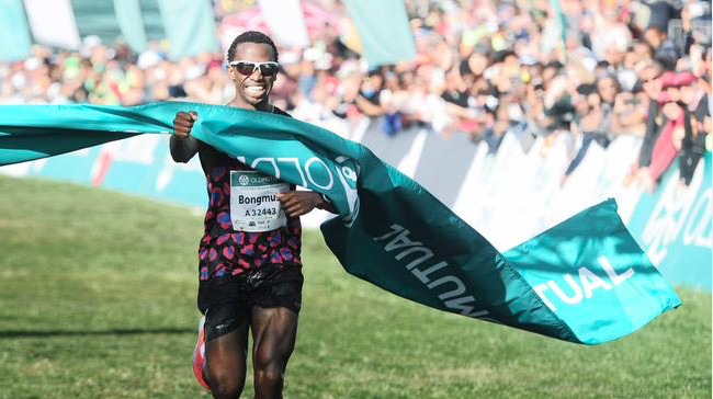Two Oceans pain for champ Mthembu