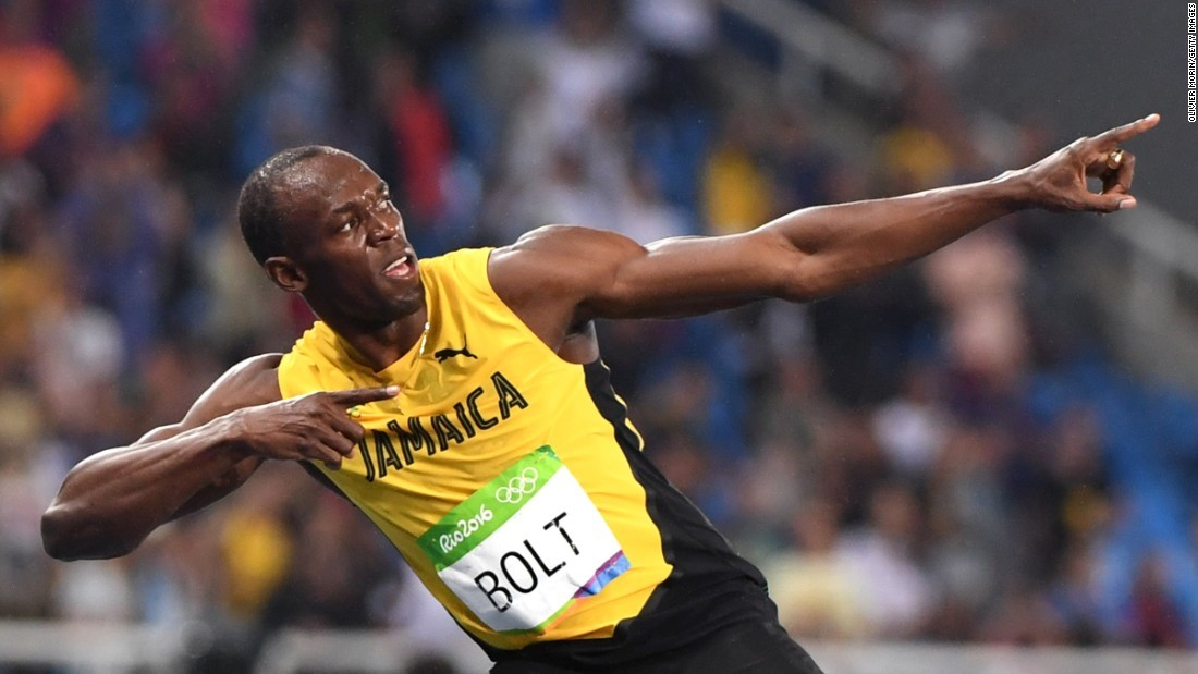 Usain Bolt is making a run at professional soccer in Australia