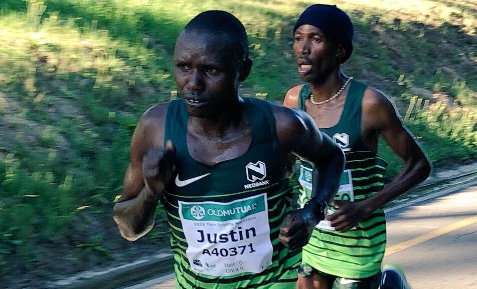 Kenyan athletes have never been big on tackling the 90km race between Pietermaritzburg and Durban South Africa
