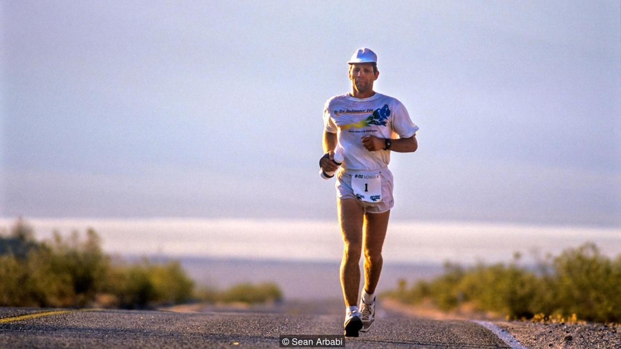 "Marshall Ulrich, 67, had to drop out of ""world's toughest foot race"" he's previously won four times"