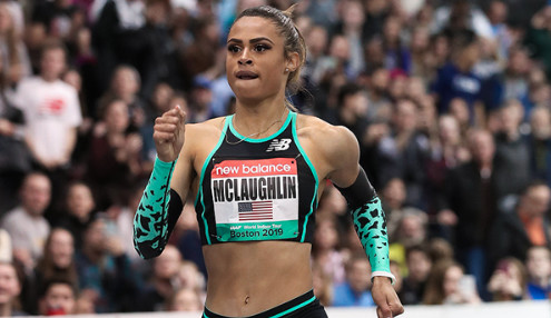 McLaughlin and Coburn confirm their return to the New Balance Indoor Grand Prix in Boston