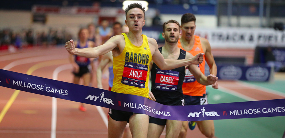 The NYRR Millrose Games will feature seven Olympians and 13 world championship participants