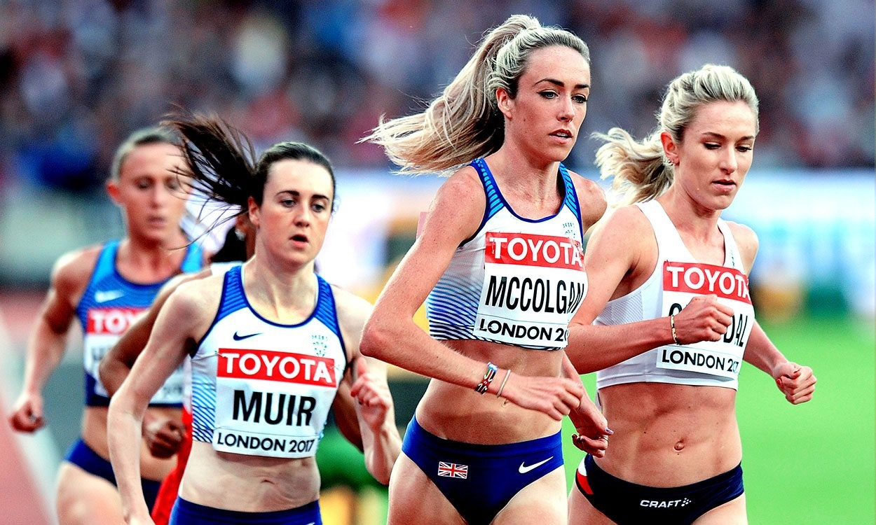 Eilish McColgan aims to become the first Scottish track and field athlete to compete at four Olympics