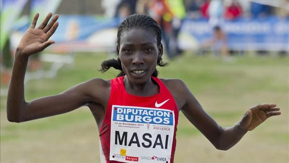 Beijing Olympics 10,000m bronze medalist Linet Masai will make her debut in London marathon on April 28