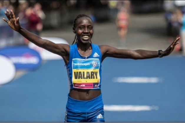Frankfurt Marathon champion Valary Aiyabei is targeting the women's only world record held by Mary Keitany of 2:17:01 during the 2020 season