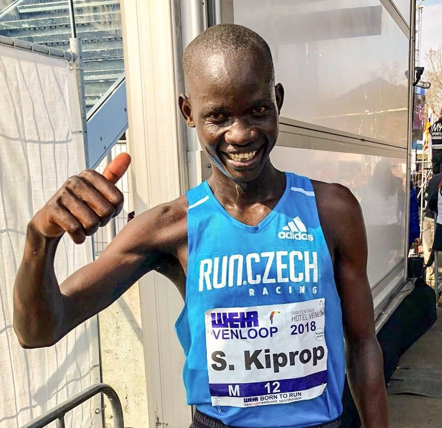 Kenyan´s Stephen Kiprop will lead the men´s field at Prague Half Marathon