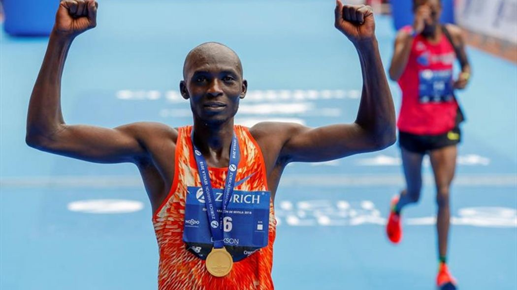 Defending Guangzhou Marathon champion Dickson Kipsang Tuwei wiil not defend his title this year