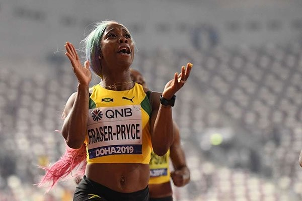 The world's fastest woman Shelly-Ann Fraser-Pryce not ready to retire yet