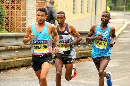 Strong men's field is set for the Prague Marathon this weekend