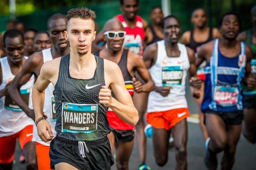 Switzerland's Julien Wanders has already smashed one of his European records in 2020, and he will be looking to another record in Ras Al Khaimah