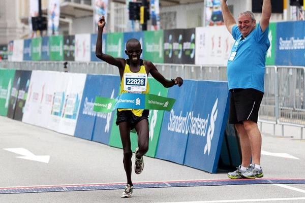 The Hannover Marathon this weekend has a strong elite field