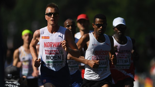 Norway's Sondre Nordstad Moen headlines the Gdynia Half Marathon this weekend
