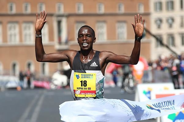 Who is going to make up the Kenya marathon team for the 2019 World Athletics Championships? Kipchoge is taking a pass