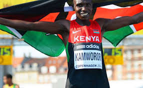 Kamworor going for his third straight World Half Marathon title