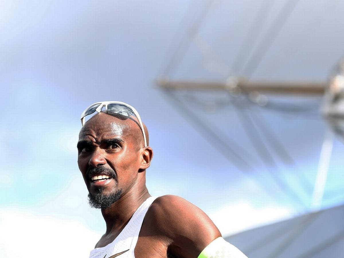In Conversation with Sir Mo Farah
