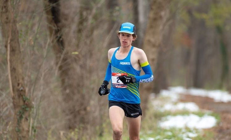 Ultra runner Jared Hazen, is focused on winning the Vibram Hong Kong 100km ultramarathon