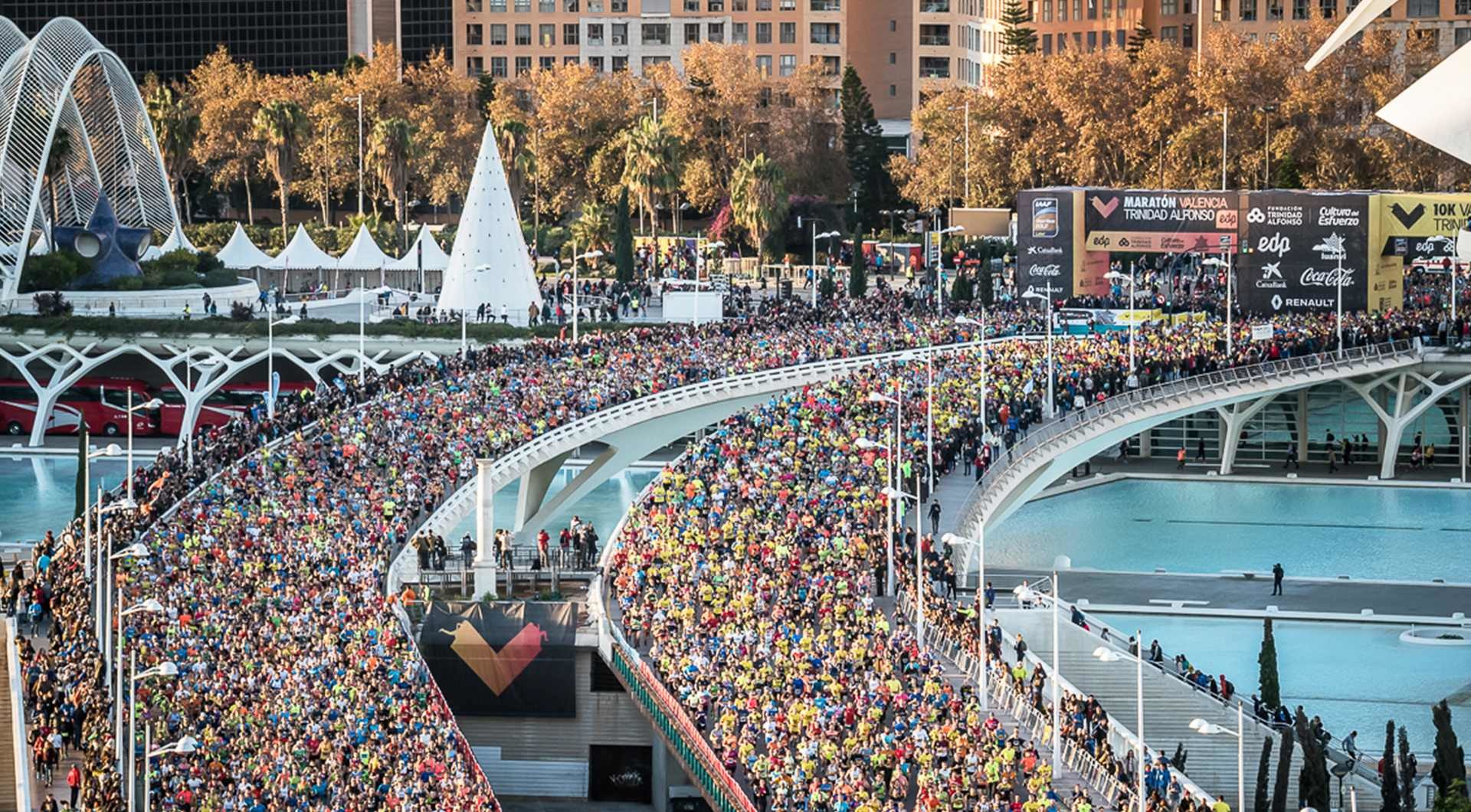 The Valencia Marathon is seeking the IAAF Platinum Label