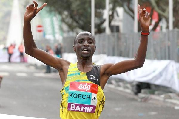 Kenya's Bernard Kiprop Koech and Ethiopia's Shasho Insermu  among the favorites in Rock and Roll Madrid