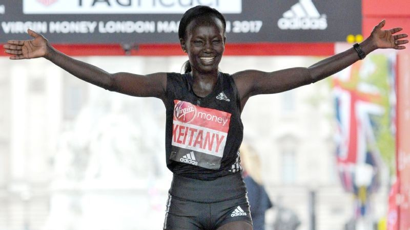 World marathon record holder Mary Keitany of Kenya will return to action at New York Mini 10km race